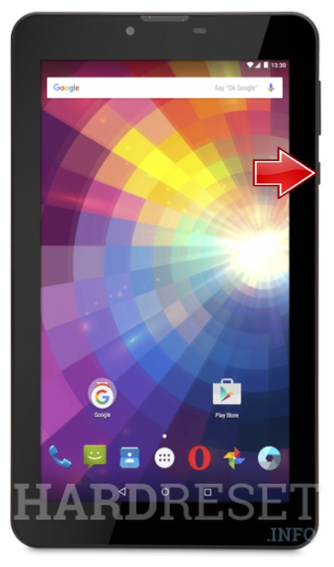 Hard Reset GOCLEVER Quantum 700 Mobile PRO