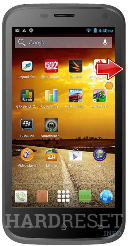 Hard Reset MICROMAX Bolt A82