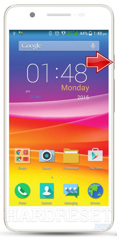 Hard Reset MICROMAX AQ5000 Canvas Hue