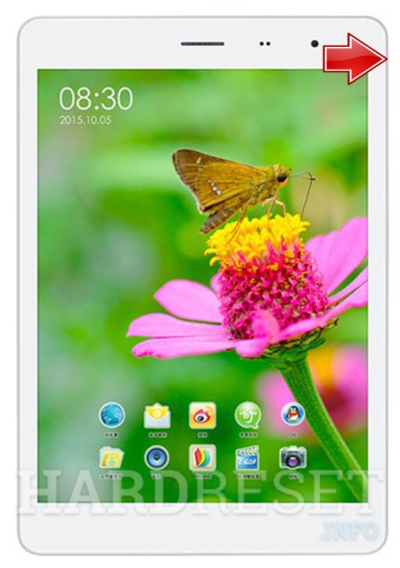 Hard Reset TECLAST G18 mini 3G