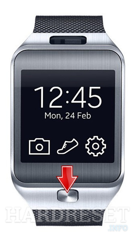 Permanently delete data from SAMSUNG Gear 2