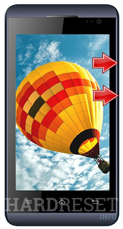 Remove screen password MICROMAX Bolt S302