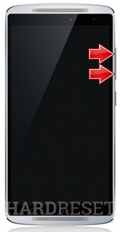 Remove screen password on LENOVO Vibe X3 Youth Version X3c78
