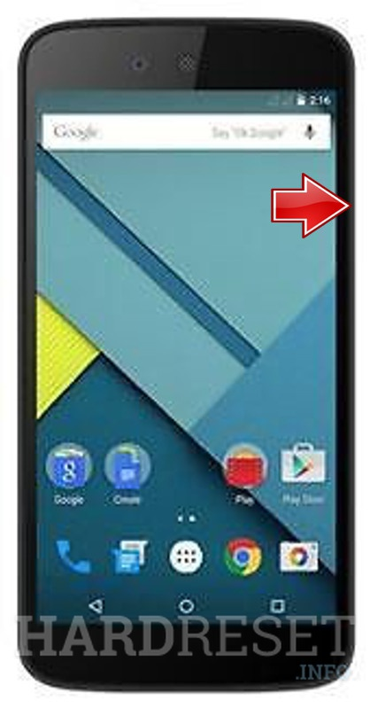 Recovery Mode MICROMAX Canvas A1 AQ4502 - HardReset info