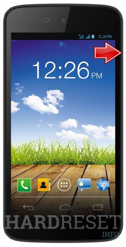 Hard Reset MICROMAX A1 Canvas AQ4501
