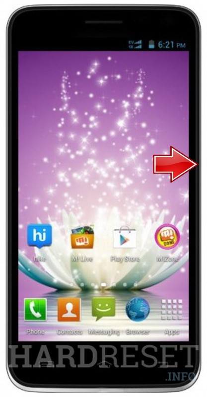Hard Reset MICROMAX Canvas Pace 4G Q416