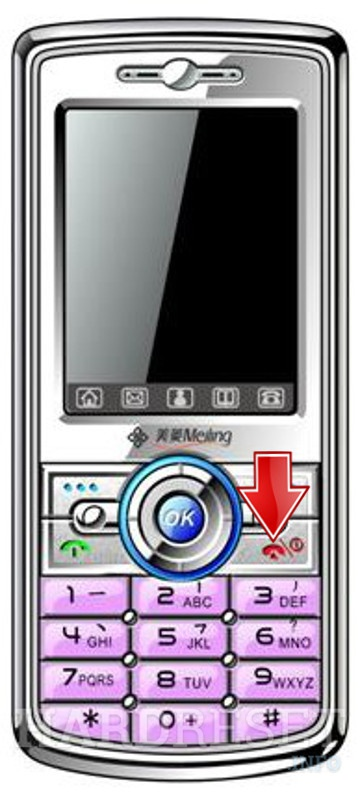 Hard Reset MEILING ML777