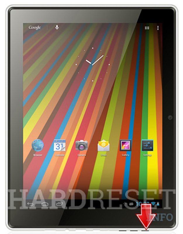 Hard Reset GEMINI DEVICES GEM10313S Duo 9.7