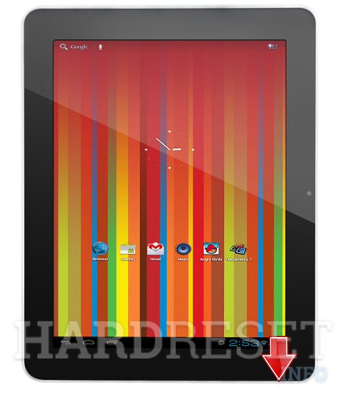 Hard Reset GEMINI DEVICES GEM9212 JoyTAB 9.7