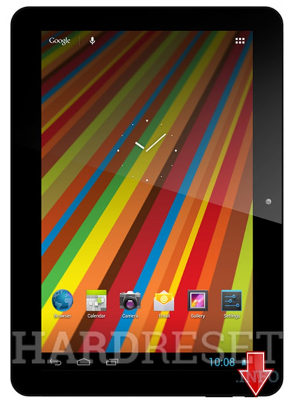 Hard Reset GEMINI DEVICES GEMQ1002 Q10