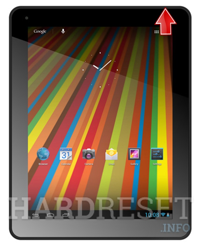 Hard Reset GEMINI DEVICES GEMQ9909