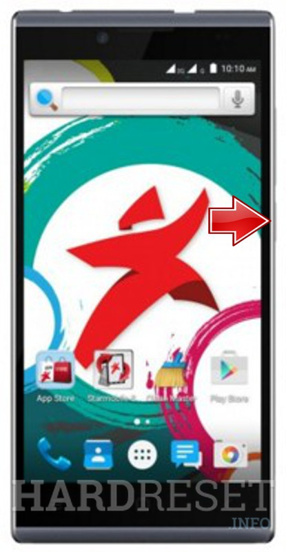 Hard Reset STARMOBILE Jump HD