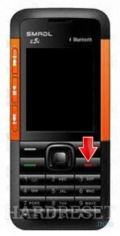 Hard Reset DESAY DS-M635
