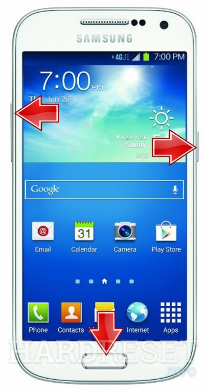 Permanently delete data from SAMSUNG I257 Galaxy S4 mini