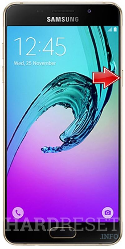 Hard Reset Samsung A510f Galaxy A5 2016 How To Hardreset Info