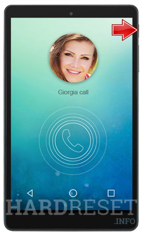 Hard Reset ALCATEL 9023A OneTouch PIXI 3 (8) LTE