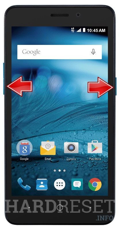 are the zte avid plus ftm mode unlock code