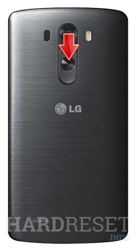 Permanently delete data from LG K10