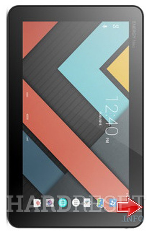 Hard Reset ENERGY SISTEM Tablet NEO 2 9.0