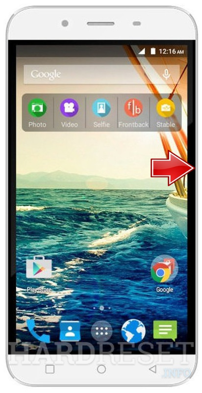 Hard Reset MICROMAX Doodle 4 Q391