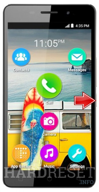 Hard Reset MICROMAX Canvas Juice 4 Q382