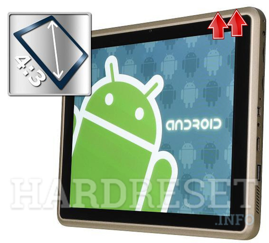 Remove screen password on EAGET PAD M12 9,7""