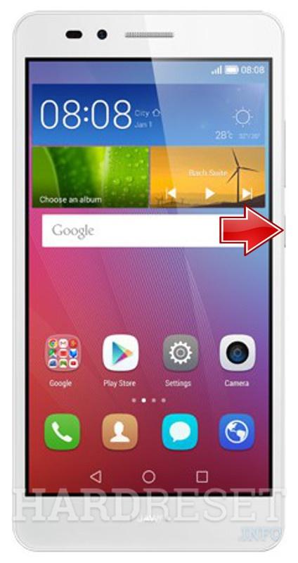 Huawei Gr5 How To Hard Reset My Phone Hardreset Info