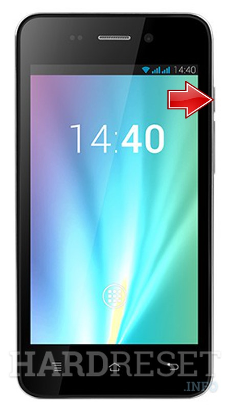 Remove screen password on OVERMAX Vertis 4011 You