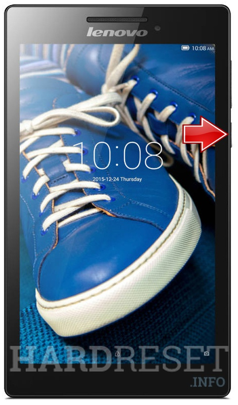 Hard Reset LENOVO Tab 2 A7-20, how to - HardReset info