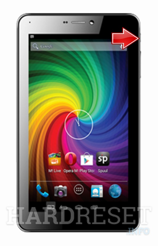 Factory Reset MICROMAX Funbook P365