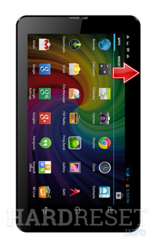 Hard Reset MICROMAX Funbook P310 Duo
