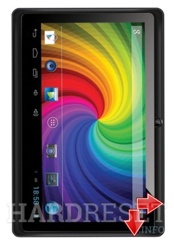 HardReset MICROMAX Funbook P280