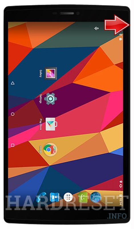Master Reset MICROMAX P680 Canvas Tab