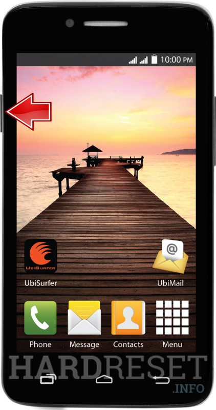 Hard Reset DATAWIND Pocket Surfer 3G4Z