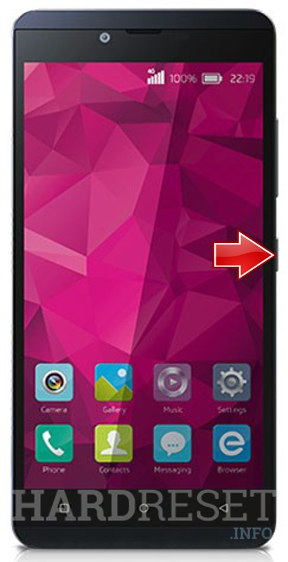 Hard Reset PELEPHONE Gini W5