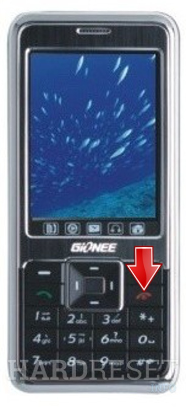 Hard Reset GIONEE A286