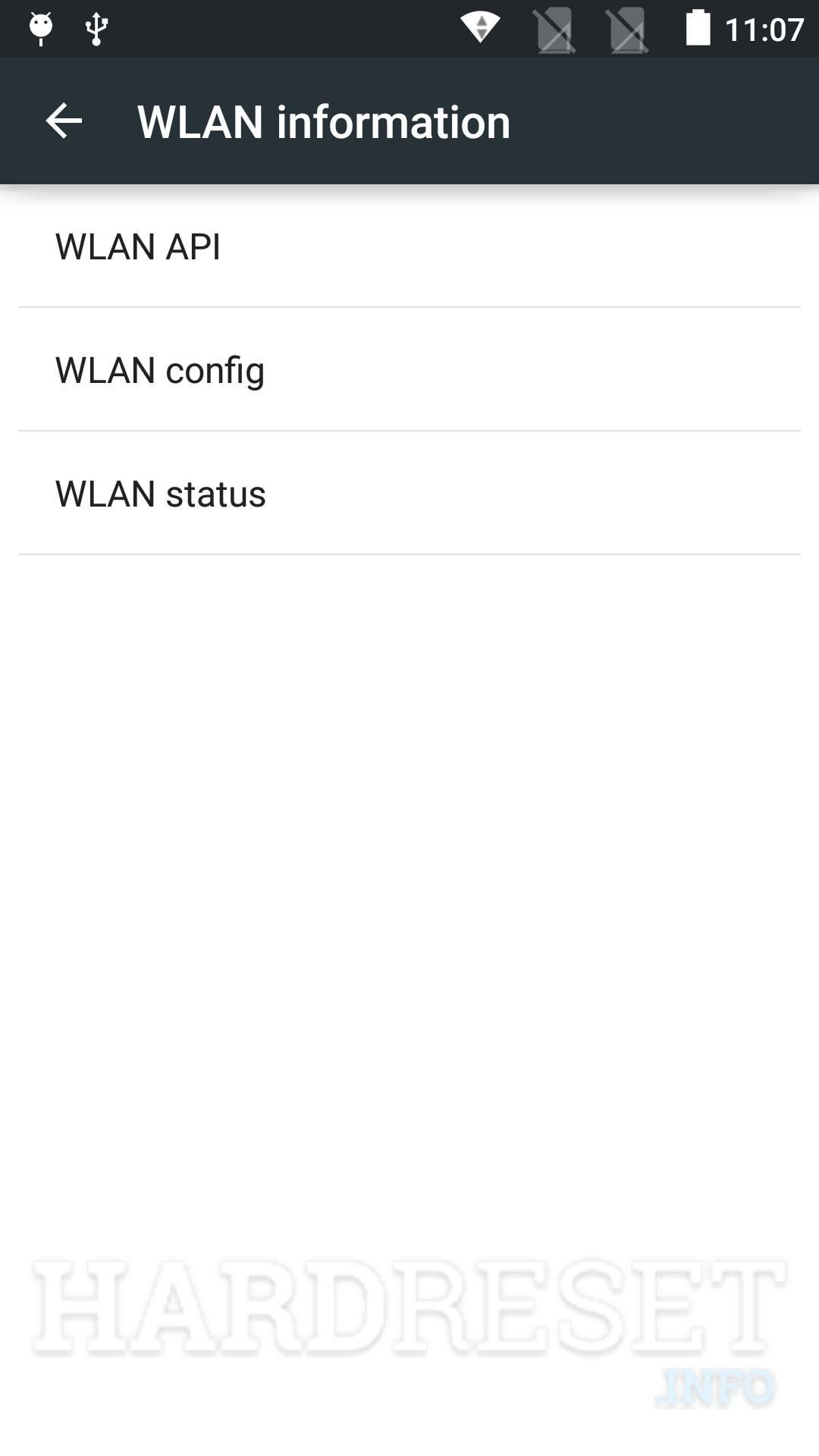 Codes MOTOROLA XT1021 Moto E - HardReset info