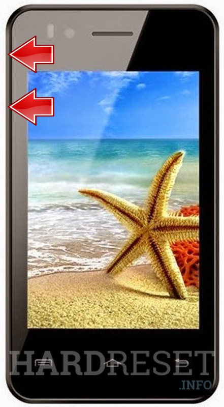 Remove Screen Lock ADVAN S3A