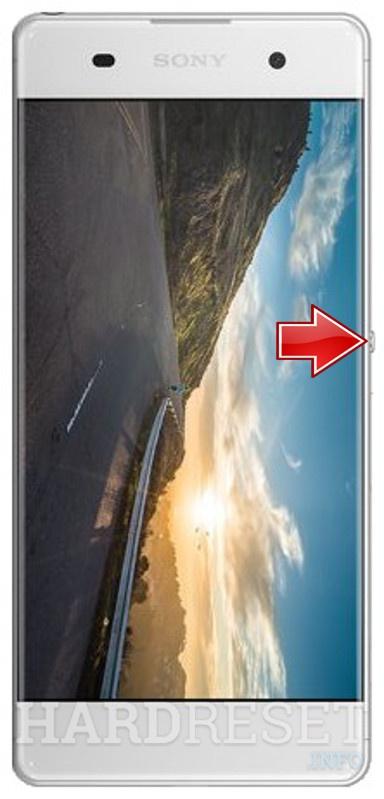 Hard Reset SONY Xperia XA Dual F3116 - HardReset info