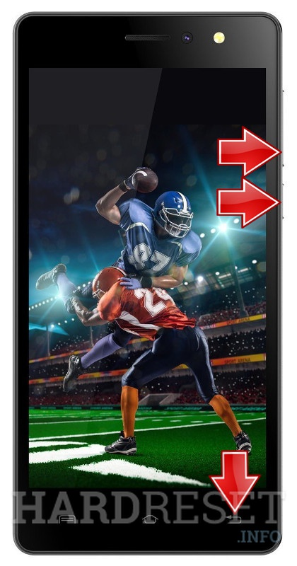 Remove screen password on XOLO Era X