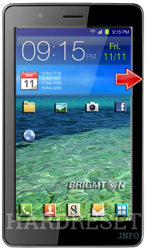 Hard Reset BRIGMTON BTPC-PH1