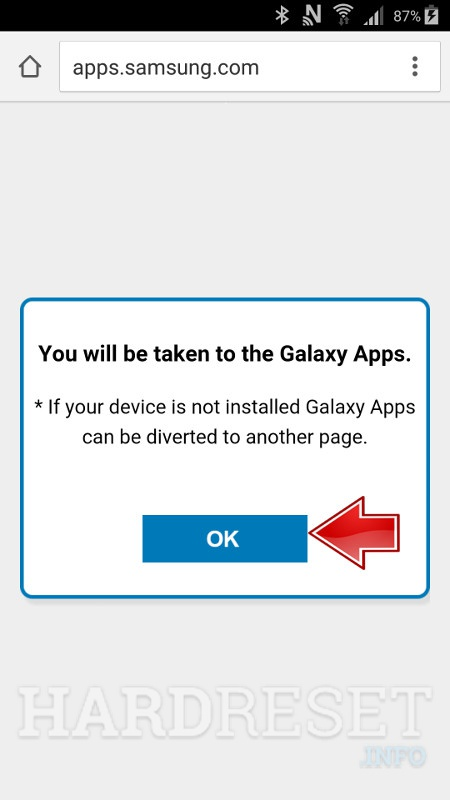 SAMSUNG J700F Galaxy J7 Galaxy Apps