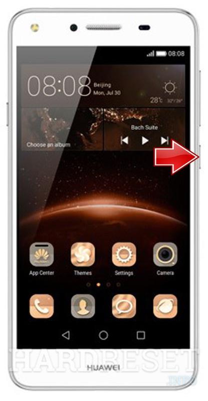 Recovery Mode Huawei Y5ii How To Hardreset Info