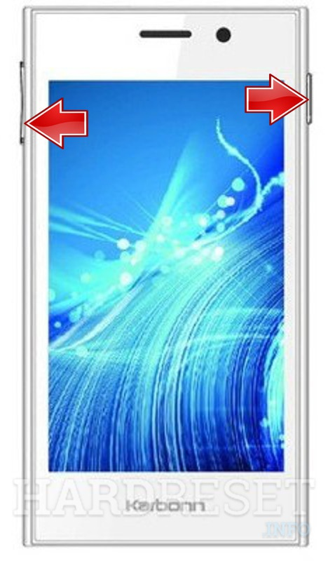 Remove Screen Lock KARBONN A14
