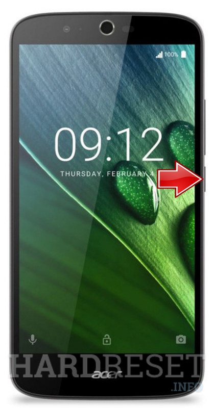 Hard Reset ACER Liquid Zest Plus Z628