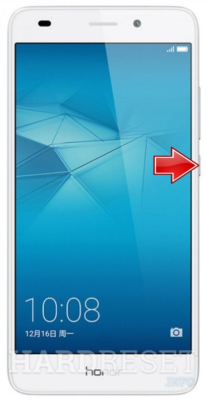 Hard Reset HUAWEI Honor 5C