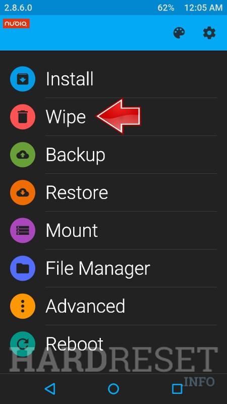 How to Hard Reset my phone - ZTE Nubia Z7 Mini - HardReset info