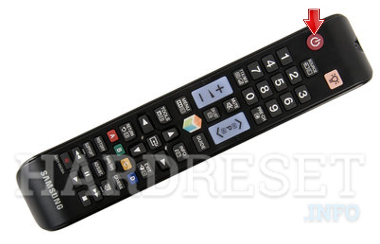 Service Mode SAMSUNG Smart TV - HardReset info