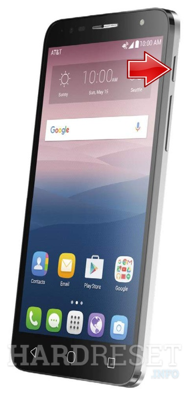 Hard Reset ALCATEL One Touch Pop C9 7047A