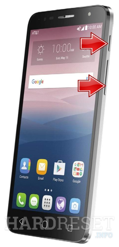 Master Reset ALCATEL One Touch Pop C9 7047A
